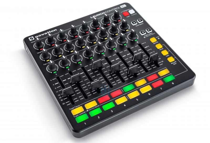 Novation-Launch-Control_XL_MK2_Lojadj2